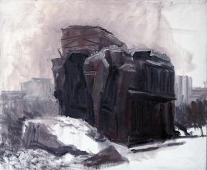 Vacaresti, Bogdan Vladuta