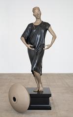 Human Statue (Jessie), Frank Benson