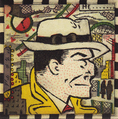 Tracy of Chicago,Tony Fitzpatrick