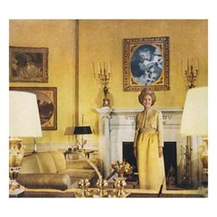 First Lady (Pat Nixon) , Martha Rosler