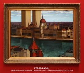 WTC Budapest, from the Phantom Limbs series, Pedro Lasch