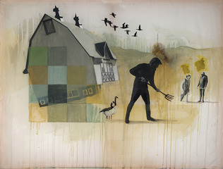 The Long Traverse, Joshua Field