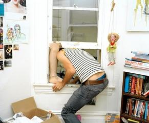 Patrick (escaping), Jason Hanasik