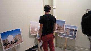 Studio artist, 2011 , Curtis Mann