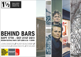 Behind Bars, Hilary Beauchamp, John Dawson, Sye Williams, Gunnar Knechtel, Hugh Elphick
