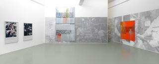 Exhibition view Thomas Locher,