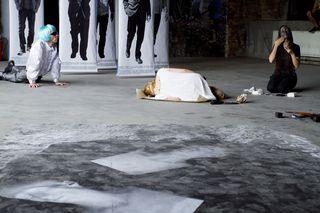 Dress to kill- Inbetween, Miriam Wuttke (Germany)