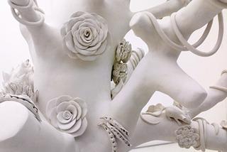 """Florifurn Rodentrium,"" detail, Alessandra Expòsito"