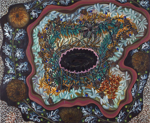 Das kleine, Schwarze, Geschmückte Nest (The Small, Black, Decorated Nest), Hartmut Neumann
