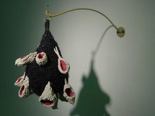 Sack (black), eliza fernand
