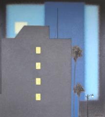 Sunset & Gower, Edward Biberman