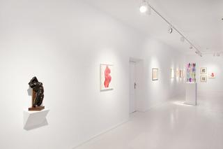 , Louise Bourgeois, Ernst Ludwig Kirchner, Auguste Rodin, Daniel Spoerri, Jonathan Borofsky, Otto Mueller