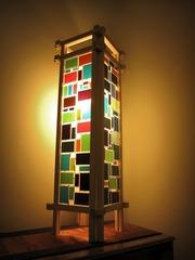 Edo Inspired Solar Lamp, John Matthews