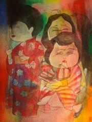 My Childhood, mayumi tanaka