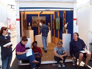 Lexi Courtis Pod and Artists, Jerry Hicks