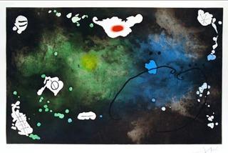 Archipel sauvage IV, Miró