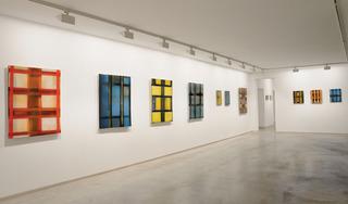 Exhibition view, Stefan Annerel