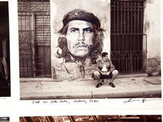 Che on Wall,
