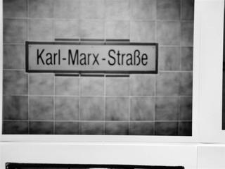 Karl Marx Strase,