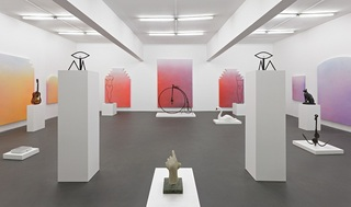 installation view ,Alex Israel