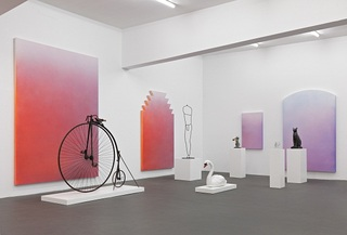 installation view, Alex Israel