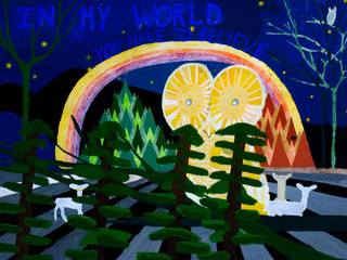 In My World You Have to Believe, Jessica Williams (Los Angeles)