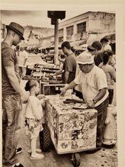 Street Vendor,