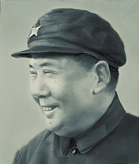 Mao Zedong in 1966, Xu Weixin