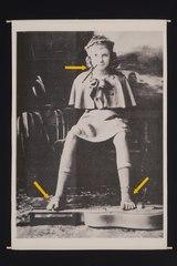 No Arms! (Self-Portrait), Sunaura Taylor