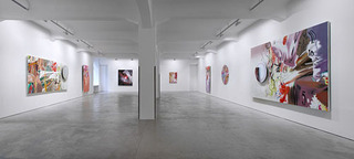 installation view: The Hole In the Center of Time, James Rosenquist