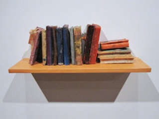 Untitled, Book Series of 13, Stella Waitzkin