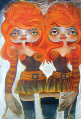 Tarty Orangesicle Sisters, Anders