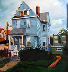 Blue House, Emily Rapport