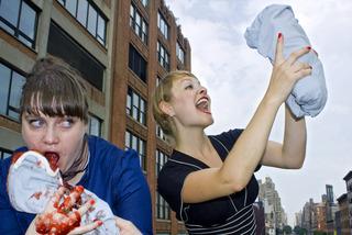 Adoring Appetite, Anya Liftig, Caitlin Berrigan