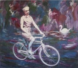 The Cyclist, Philip Jones