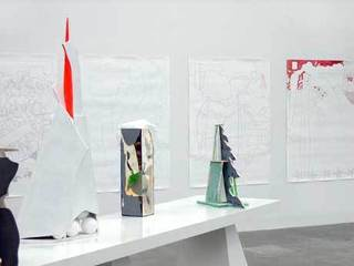 Installation view: Intervention, Grauberg