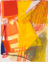 """Untitled (#1)"", Amy Sillman"
