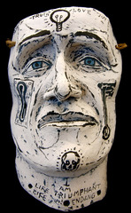 Mask 02, Andre van Zijl