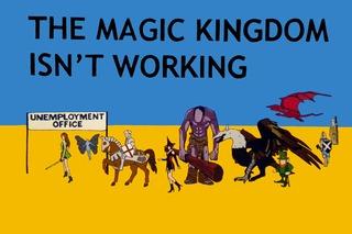 The Magic Kindgom Isn\'t Working, Derek Curtis