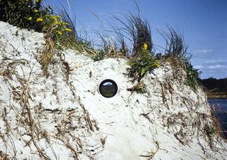 Views Through a Sand Dune, Nancy Holt