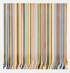 Prismatic Diptych,Ian Davenport