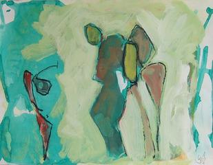 """untitled from """"Homunculi"""" series, Clemens Bordenstein"""