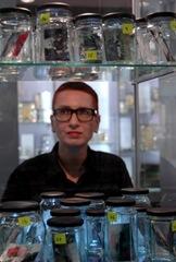 Ju Gosling aka ju90 and \'The Memory Jar Collection\', Julie Newman