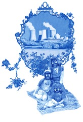Nuclear Family, Laurel Garcia Colvin