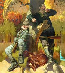 Duck Hunters, Chumakov Orleanski Vladimir
