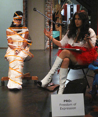 Debating Through the Arts: Performance Art 1,