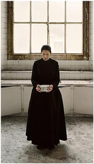The Kitchen V, Carrying the Milk,Marina Abramovic