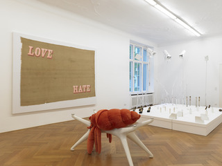 Untitled (Toyota-Grandville-and-the-Decision-at-Grandville-Version) , Cosima von Bonin