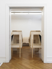 installation view, Cosima von Bonin