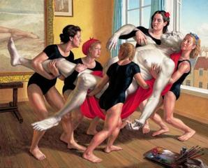 Death of William Adolphe Bougereau , F. Scott Hess